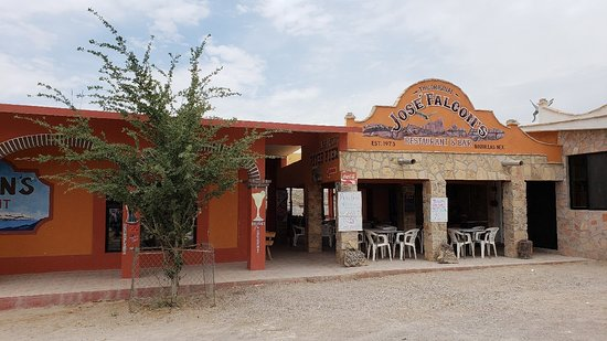 Boquillas del Carmen, Mexico: Pictures from the restaurant