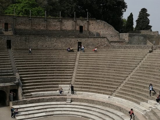 Pompeii Archaeological Park: La acustica maravillosa