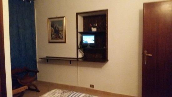 Sonnino, Italia: camera con bagno privato 1