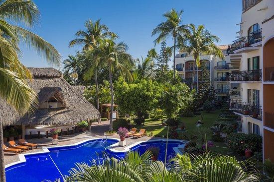 Map Of Puerto Vallarta Hotels And Attractions On A Puerto Vallarta