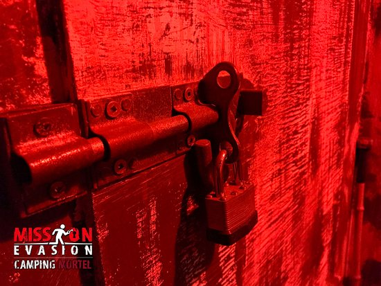 ‪Mission Evasion - Escape Game - Escape Room‬