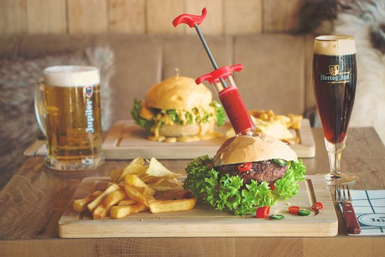 1618 Steaks & Burgers Vlissingen: Spicyburger