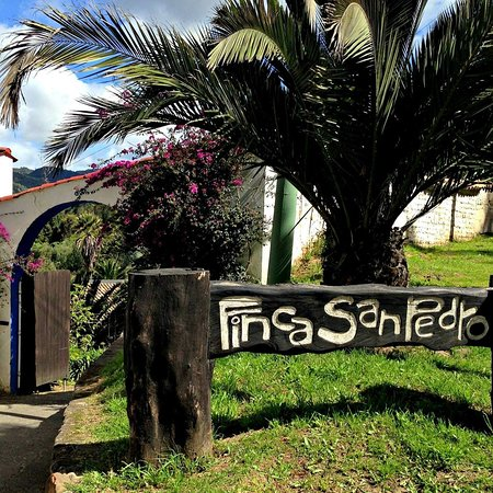 Welcome to Finca San Pedro! - Main access from the road.