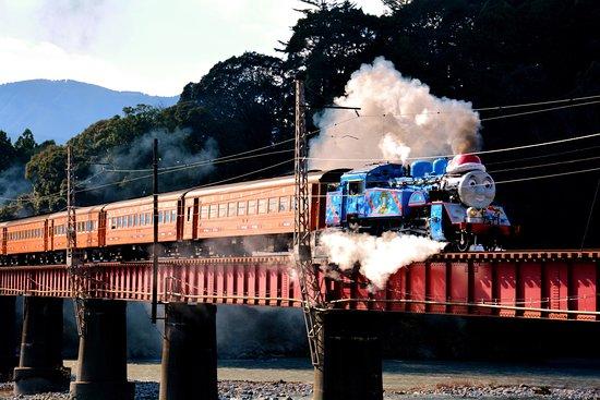 Oigawa Bridge 1