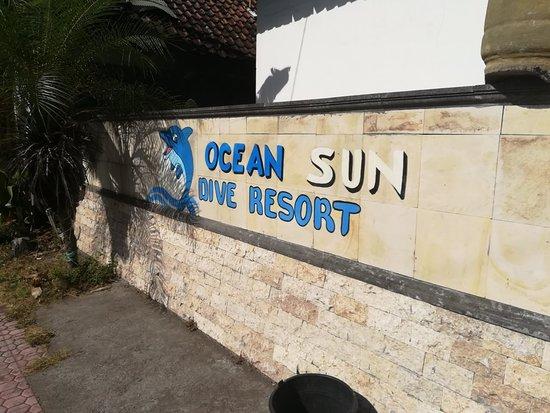 Ocean Sun Dive Resort Tulamben: Fisch BBQ