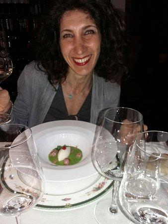 Il Simposio - Restaurant Wine Bar: La Luna, il baccalà e molto altro