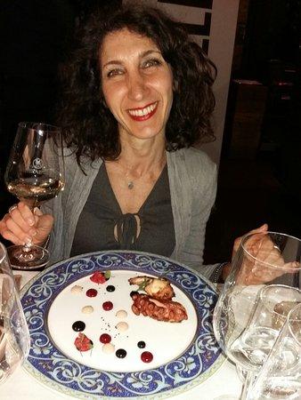 Il Simposio - Restaurant Wine Bar: La Luna col polpo e le sue maionesi