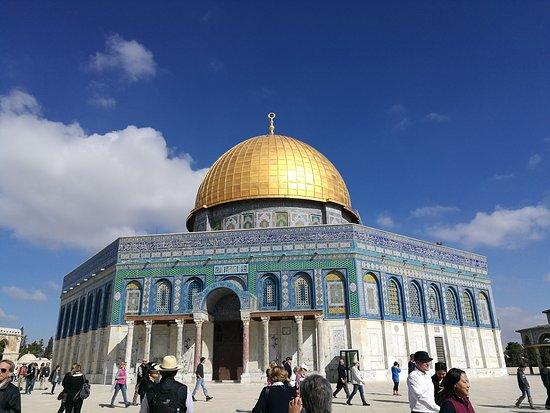 Old City of Jerusalem: Dome of the Rock