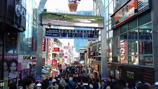 Half Day Sightseeing Tour in Tokyo: tokyo shopping