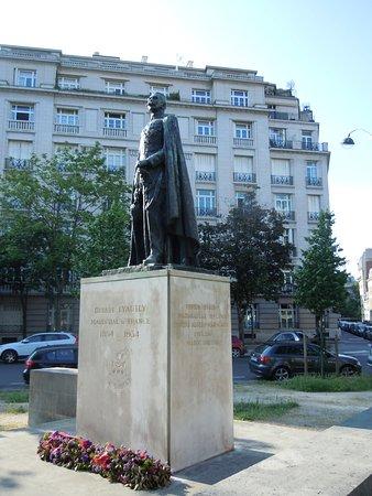 Statue du Maréchal Lyautey