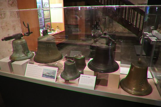 The Shipwreck Galleries: Bells