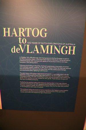The Shipwreck Galleries: Hartog to de Vlamingh