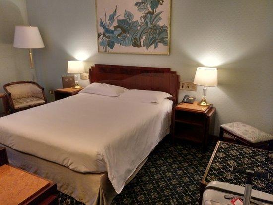 Starhotels Du Parc: Cama