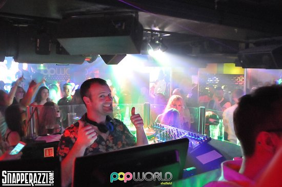 Popworld Sheffield