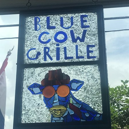 Blue Cow Grille