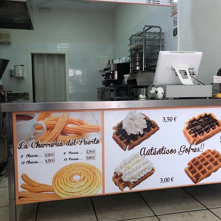 Best churros in town