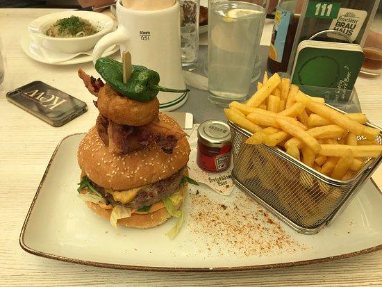 Freistadt, Αυστρία: Burger