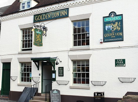 The Golden Lion Inn Bridgnorth Shropshire B Reviews Photos Tripadvisor