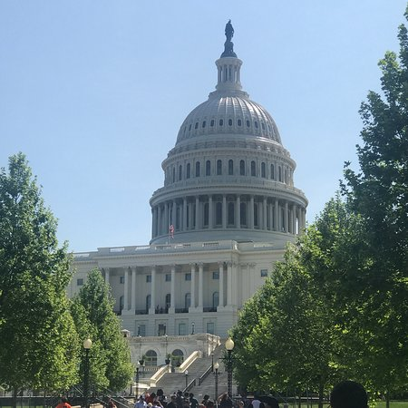 Capitol Hill and DC Monuments Tour by Electric Cart ภาพถ่าย