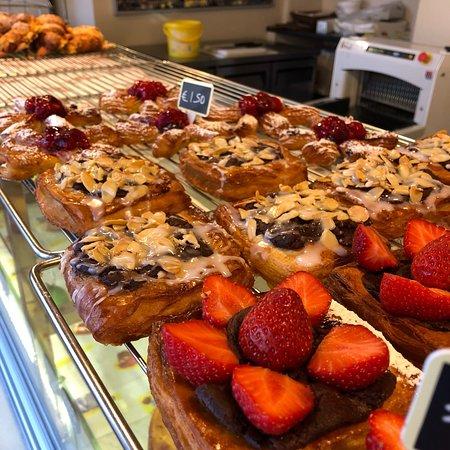 Cameron's Bakery: Nice job !!!