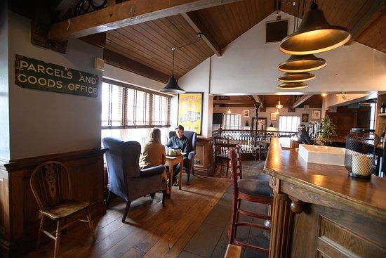 Fine Dining at The Railway Inn
