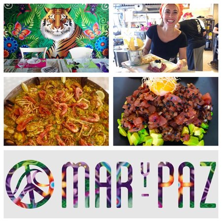 Mar y Paz Food Drink Music Relax Pool