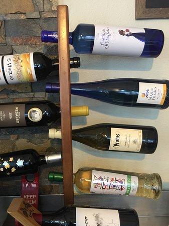Restaurante Florida: Vinos