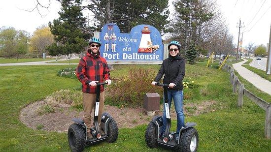 Niagara Segway: Segway Tour at Port Dalhousie