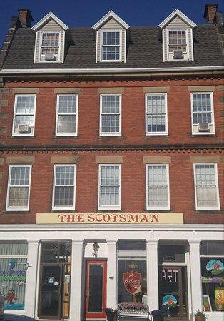 Pictou, Kanada: The Scotsman Inn