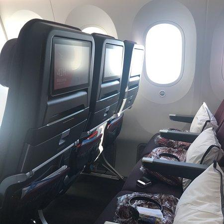 Bilde fra Qantas