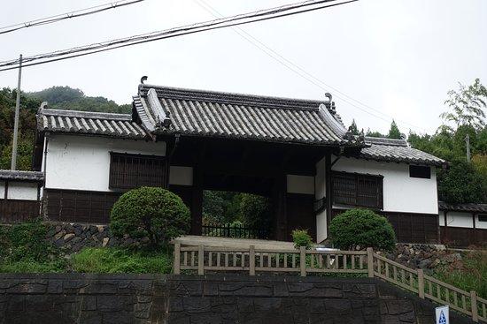 Hirafuku JInya Gate Daikansho Remains