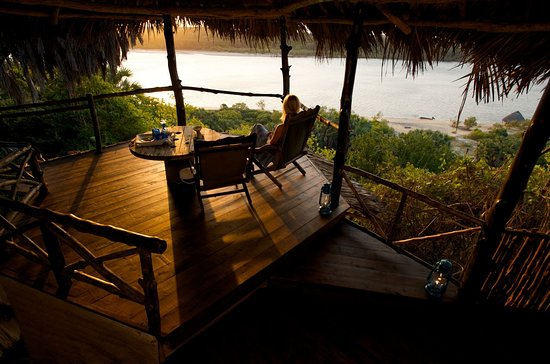 Kau, Kenya: Catch the golden hour from the comfort of your own bedroom.