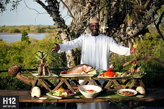 Kau, Kenya: Master Chef Danny is an expert when it comes to Swahili cusine. We highly recommend the Delta Cr