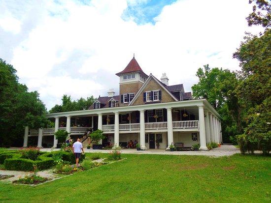 Magnolia Plantation & Gardens: Magnolia Plantation House