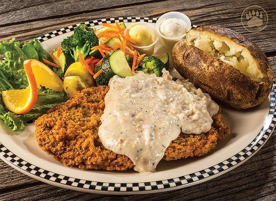 ยเรกา, แคลิฟอร์เนีย: Chicken Fried Steak