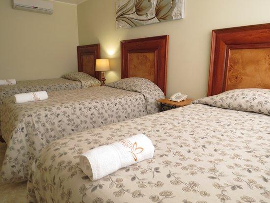 Hotel Las Flores: triple superior