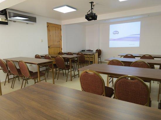 Hotel Las Flores: salon de evento