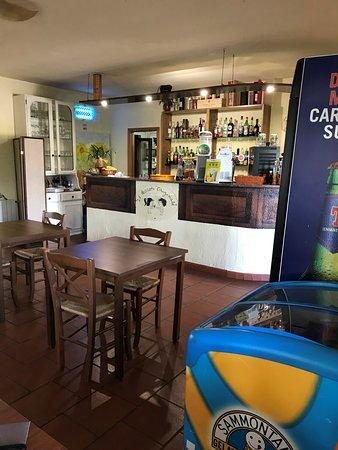 Gavorrano, Italy: bar