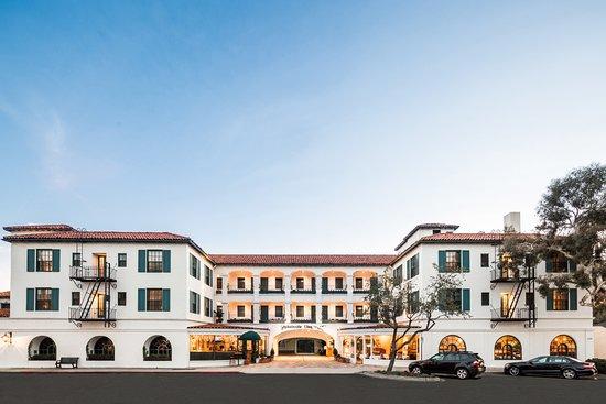 MONTECITO INN Updated 2018 Prices & Hotel Reviews Santa Barbara