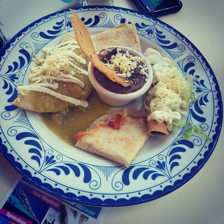 Mextreme: Free appetizer