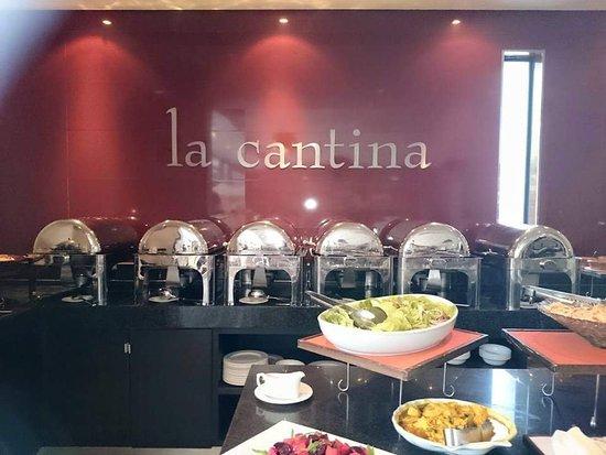 Bilde fra La Cantina