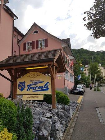Restaurant Oberes Triemli: Hervorragende Küche und gemütliches Ambiente