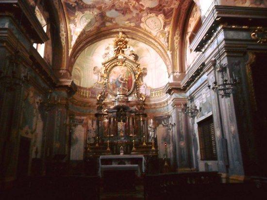 Chiesa di Santa Maria Monastero della Visitazione