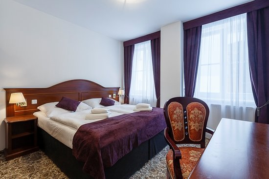 Hotel Liliova Prague Old Town: Deluxe double room