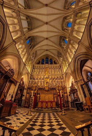 Southwark Cathedral: Chancel
