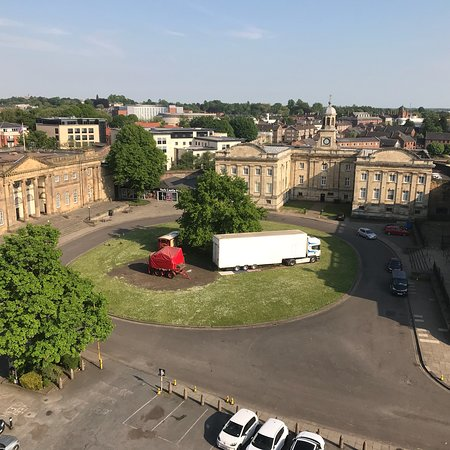 Clifford's Tower Resmi