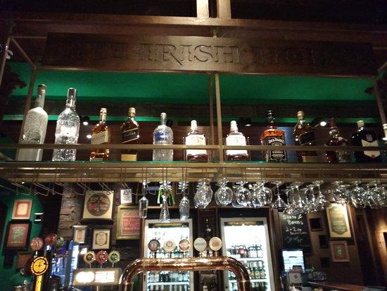 The Irish House Kala Ghoda: Beera, always welcome