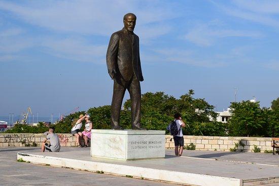 Ηράκλειο, Ελλάδα: Statue of Eleftherios Venizelos