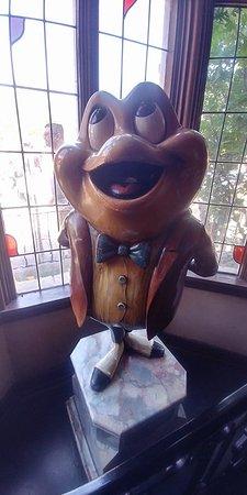 Πάρκο Ντίσνεϊλαντ: Mr. Toad