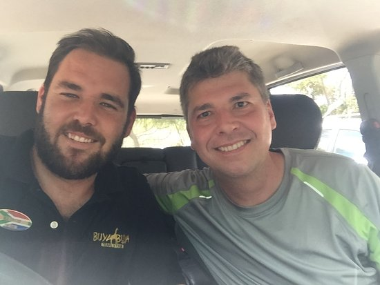 Limpopo Province, South Africa: Radu and Nick
